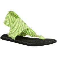 Wholesale Sanuk Yoga Sling 2 Juniors Sandal - Neon Yellow from china suppliers
