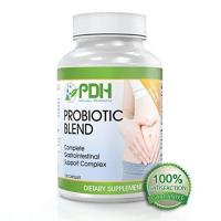Probiotic Nutritional Supplement  Multi-Enzyme with Acidophilus for Digestive Health & Support