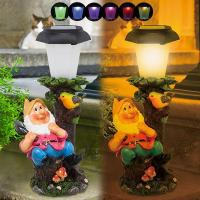 Buy cheap Resin Dwarf solar lights from wholesalers