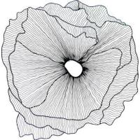 Buy cheap Art Black Wire Flower from wholesalers