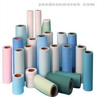 Buy cheap Viscose+PE film+PP nonwoven/tissue from wholesalers
