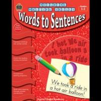 Buy cheap Building Writing Skills: Words to Sentences TCR3247 from wholesalers