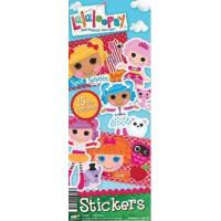 Lalaloopsy Vending Machine Stickers Manufactures