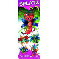 Buy cheap Splatz Static Clings Vending Stickers from wholesalers