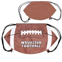 Wholesale GameTime!  Football Drawstring Backpack from china suppliers