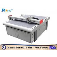 Buy cheap Digital Flatbed CNC Oscillating knife cutter plotter Machine from wholesalers