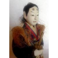 Wholesale Japanese Samurai Warrior Doll, Straw Jacket - JN6MY3014 from china suppliers