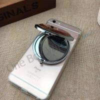 Wholesale New With Mirror Acrylic Cover Aluminum Bumper Phone Case For iPhone 66S Plus from china suppliers