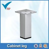 Wholesale aluminum cabinet leg cabinet leg from china suppliers