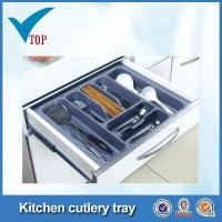 Wholesale hot sale kitchen cabinet plastic tray from china suppliers