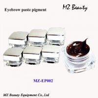 Wholesale Eyebrow paste pigment from china suppliers