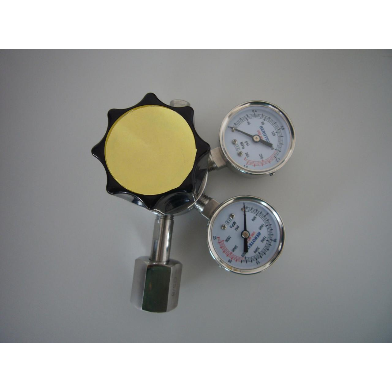 Natural Gases Stainless steel gas regulator