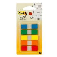 Buy cheap Post-it Flags, Assorted Primary Colors, 1/2 in Wide, 100/On-the-Go Dispenser from wholesalers