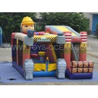 combo-229 inflatable big builder combo Manufactures