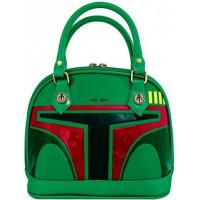Buy cheap STAR WARS STAR WARS Loungefly Boba Fett Mini Dome Bag from wholesalers