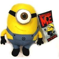 Buy cheap Despicable Me Deluxe 8 Inch Plush one eye minion from wholesalers