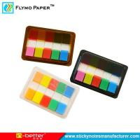 Buy cheap Book Reminding Page Marker Adhesive Sticky Note,Plastic Sticky Note from wholesalers