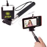 Buy cheap Selfie Stick with Push Button & Larger Imprint from wholesalers