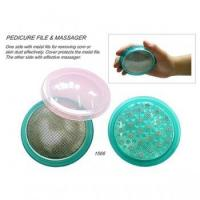 Pedicure File & Massager 1566 Manufactures