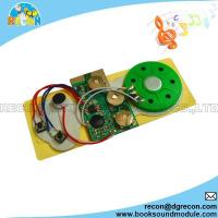 Buy cheap SM-203 Recordable sound module from wholesalers