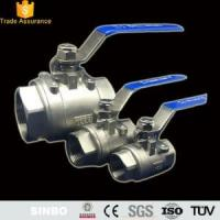 Buy cheap Stainless steel ball valve parts manufacturers from wholesalers