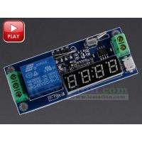 ICStation STM8S003F3 Digital Timer Module with Display Manufactures