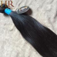 Wholesale virgin Brazilian hair STRAIGHT natural color from china suppliers