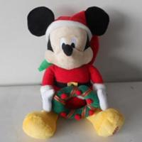 "Key Chain 12"" ANIM MICKEY/MINNE with song and lights Manufactures"