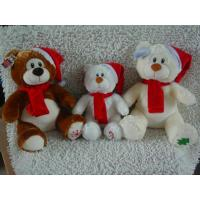 Key Chain Lovely Bear Christmas toys Manufactures