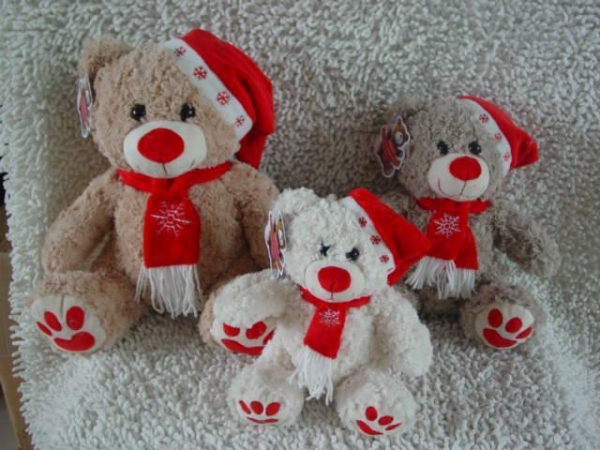 Quality Key Chain Plush & Stuffed Animal Christmas toy for sale