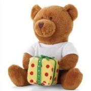 Buy cheap Teddy Bear Plush Teddy bears with christmas gift from wholesalers