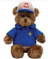 Buy cheap Teddy Bear Teddy Bear with hat and coat from wholesalers