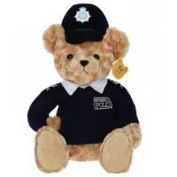 Buy cheap Teddy Bear Police Teddy bear with hat and coat from wholesalers