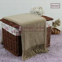Buy cheap Acrylic Crocheted Throw from wholesalers