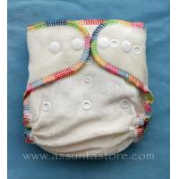 Buy cheap Tiny Bamboo Fitted Diaper from wholesalers