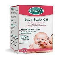 Colief Colief Scalp Oil 30ml Manufactures
