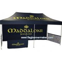 Buy cheap Printed folding tent from wholesalers