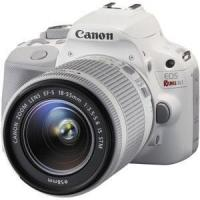 Buy cheap Canon EOS Rebel SL1 Digital Camera Kit with 18-55mm f/3.5-5.6 IS STM Lens - White from wholesalers