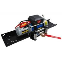 Buy cheap DC 12V UTV Electric Winch with 4500lb Pulling Capacity from wholesalers