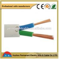 Buy cheap pvc insulated and sheathed cable PVC Insulated Flexible Flat Sheath Cable from wholesalers
