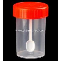 Buy cheap Specimen Container Stool Container 120ml from wholesalers
