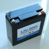 Wholesale 12v 20ah lithium-ion battery from china suppliers