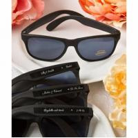 Buy cheap Personalized Sunglasses Black - DIY Stick On Labels from wholesalers