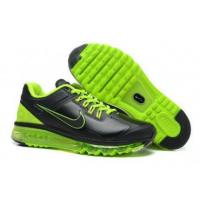 Buy cheap An Important Role Of Air Max 2014 Leather Black Green from wholesalers