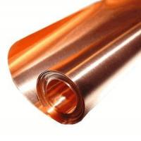Buy cheap Copper Sheets and Rolls 24 x 10' / 32 Mil (20 Gauge) Copper Sheet from wholesalers