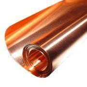 Buy cheap Copper Sheets and Rolls 22 Mil/16 Oz. 2 x 20' from wholesalers