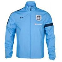 England Boys Woven Football Sideline Jacket 2013 - 2014 Manufactures