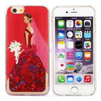 Hot-Selling Painted Quicksand Bridal Veil Mobile/Cell Phone Case Manufactures