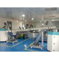 Buy cheap Class 10000 clean room from wholesalers