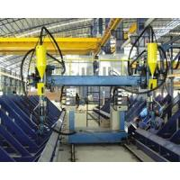 Buy cheap H Beam Production Line (I Beam Welding Line) from wholesalers